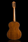 Classical guitar acoustic made by luthier Luciano Queiroz Stock Photo