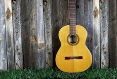 Classical Guitar. Royalty Free Stock Photos