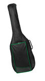 Classical guitar case stock photography