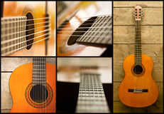 Classical guitar Stock Photos