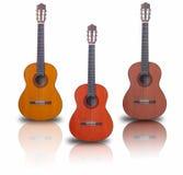 Classical Guitar Stock Image