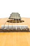 Classical guitar Royalty Free Stock Image