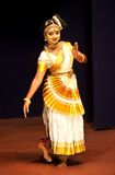 Classical Indian Mohinyattam Dance Stock Image