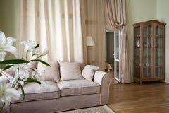 Classical interior Stock Photo