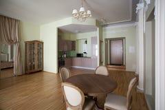 Classical interior Stock Images