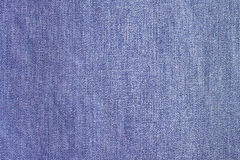 Classical jeans cloth pattern. Jeans cloth pattern close-up  image Stock Images