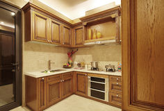 Classical Kitchen Royalty Free Stock Images