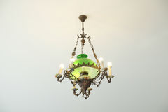 Classical lamp Stock Photography