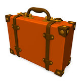 Classical Luggage Royalty Free Stock Image
