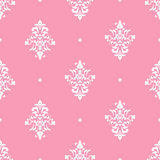 Classical luxury damask ornament Royalty Free Stock Photography