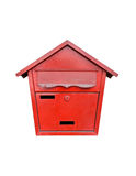Classical mail box Royalty Free Stock Photography