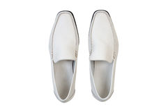 Classical man's leather shoes Royalty Free Stock Photography