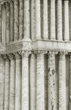 Classical marble column Stock Photography