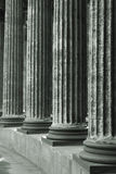 Classical Marble Columns Stock Images