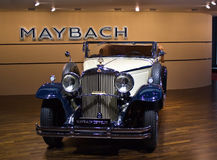 Classical Maybach Zeppelin Royalty Free Stock Images