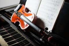 Classical music concept Stock Photo