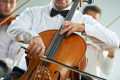 Classical music concert Stock Photography