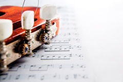 Classical musical background Royalty Free Stock Photo