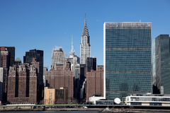 Classical New York Royalty Free Stock Image