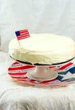 Classical New York cheesecake Stock Photo
