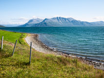 Classical Norway scenery Royalty Free Stock Photography