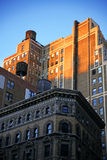 Classical NY home Royalty Free Stock Images