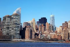 Classical NY - Manhattan Stock Photo
