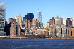 Classical NY - Manhattan Royalty Free Stock Photography