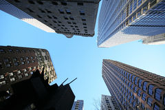 Classical NY- Manhattan Stock Images