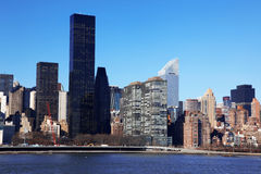 Classical NY - Manhattan Royalty Free Stock Images