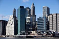 Classical NY - Manhattan Stock Image