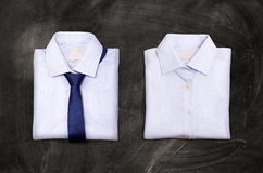Classical office clothes. Stock Photos