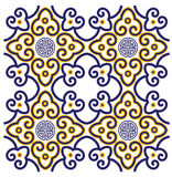 Classical Oriental Pattern. Oriental style traditional pattern design Royalty Free Stock Images