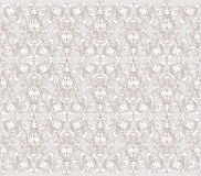 Classical ornament. Background of the continuous classical ornament vector illustration