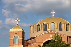 Classical Orthodox Church Royalty Free Stock Images