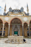 Classical Ottoman Mosque Architecture Royalty Free Stock Photography