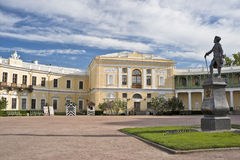 Classical palace and monument Stock Images