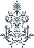Classical pattern. The classical pattern can be used in registration of any polygraphic production, be used as a structure in 3d max, in interior registration Royalty Free Stock Photography