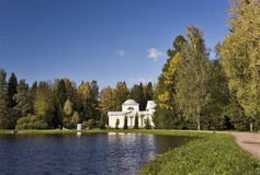 Classical pavilion Royalty Free Stock Photos