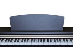 Classical piano keys Royalty Free Stock Photography