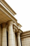 Classical pillar Royalty Free Stock Photography