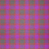 Classical pink grey linen fabric grid Royalty Free Stock Photo
