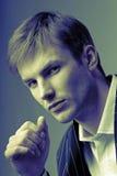 Classical portrait men Royalty Free Stock Photos