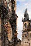 Classical Prague Stock Image