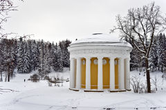 Classical rotunda Stock Photography