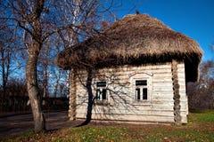 Classical rural house Stock Photos