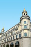 Classical Russian architecture Royalty Free Stock Photo