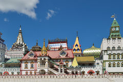 Classical Russian architecture, replica Stock Images