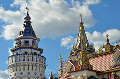 Classical Russian architecture, replica Royalty Free Stock Photo