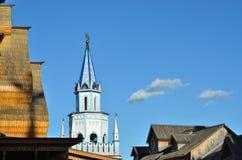 Classical russian architecture, replica Stock Image